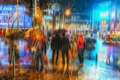 Сезон дождей Краснодар Кубань Россия природа город
