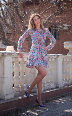 ***** Красотка платье