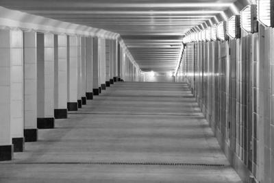 внутренняя геометрия подземного перехода