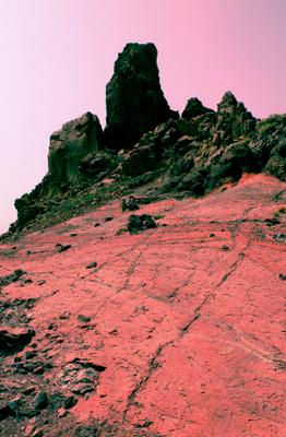 Есть ли жизнь на Марсе? вулкан Тенерифе горы