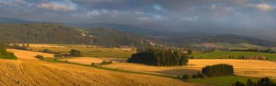 Сельская панорама