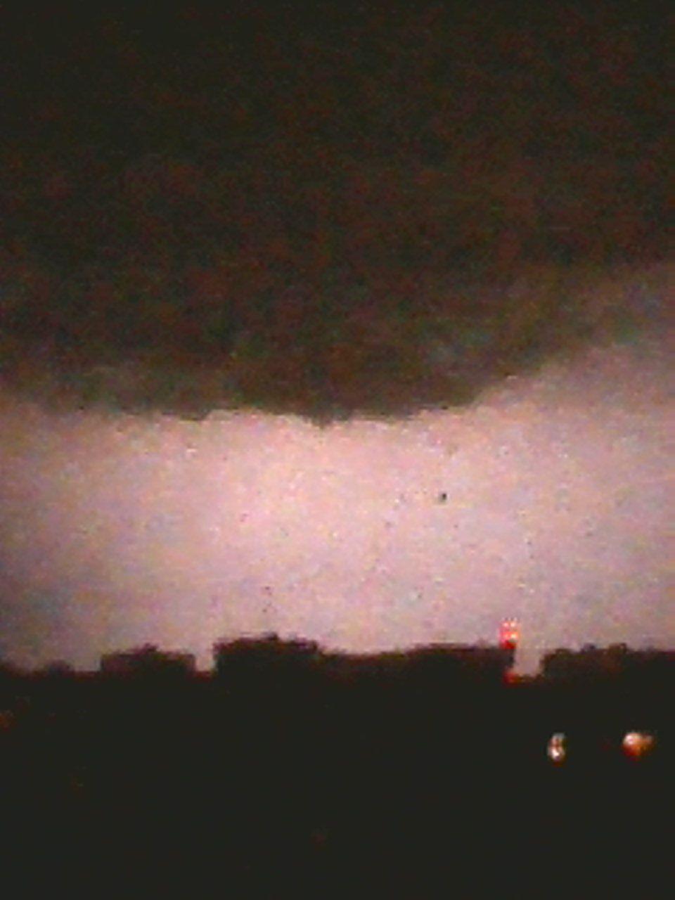 яркая молния