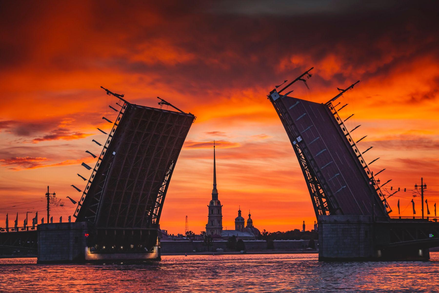 Ночи Санкт-Петербурга