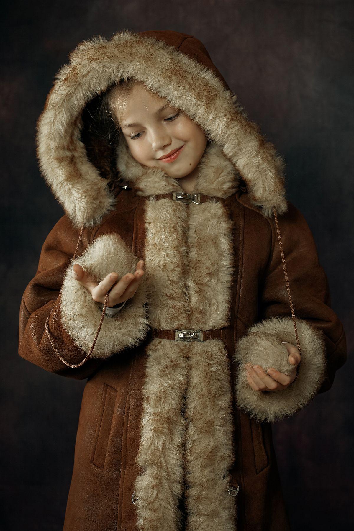 Портрет дочки Дети