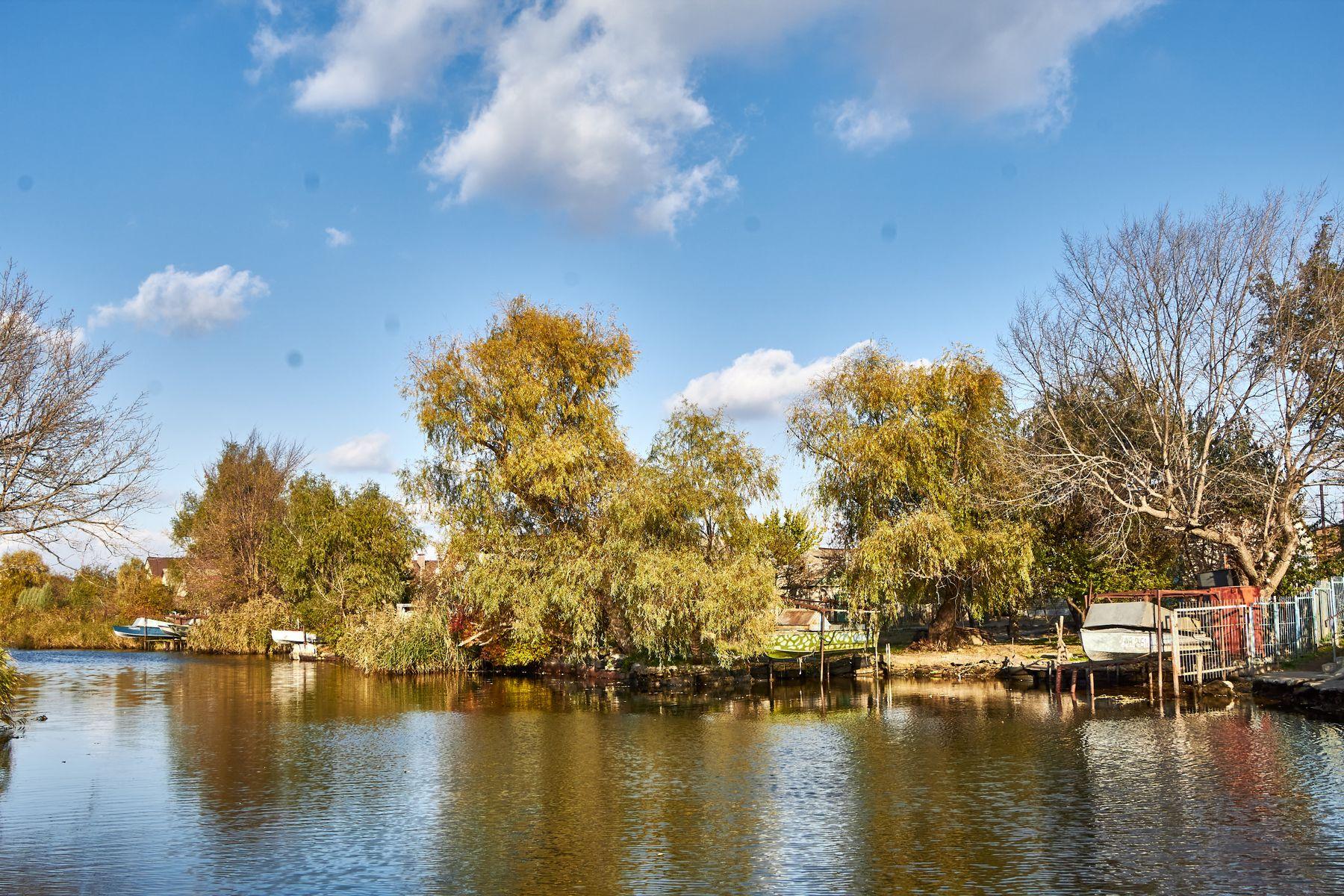 Протока у Херсона река вода днепр протока