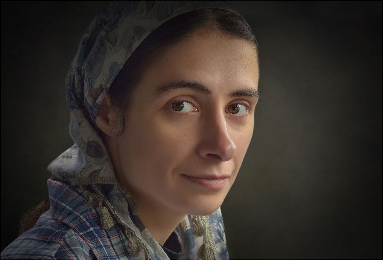 Портрет девушки портрет девушка