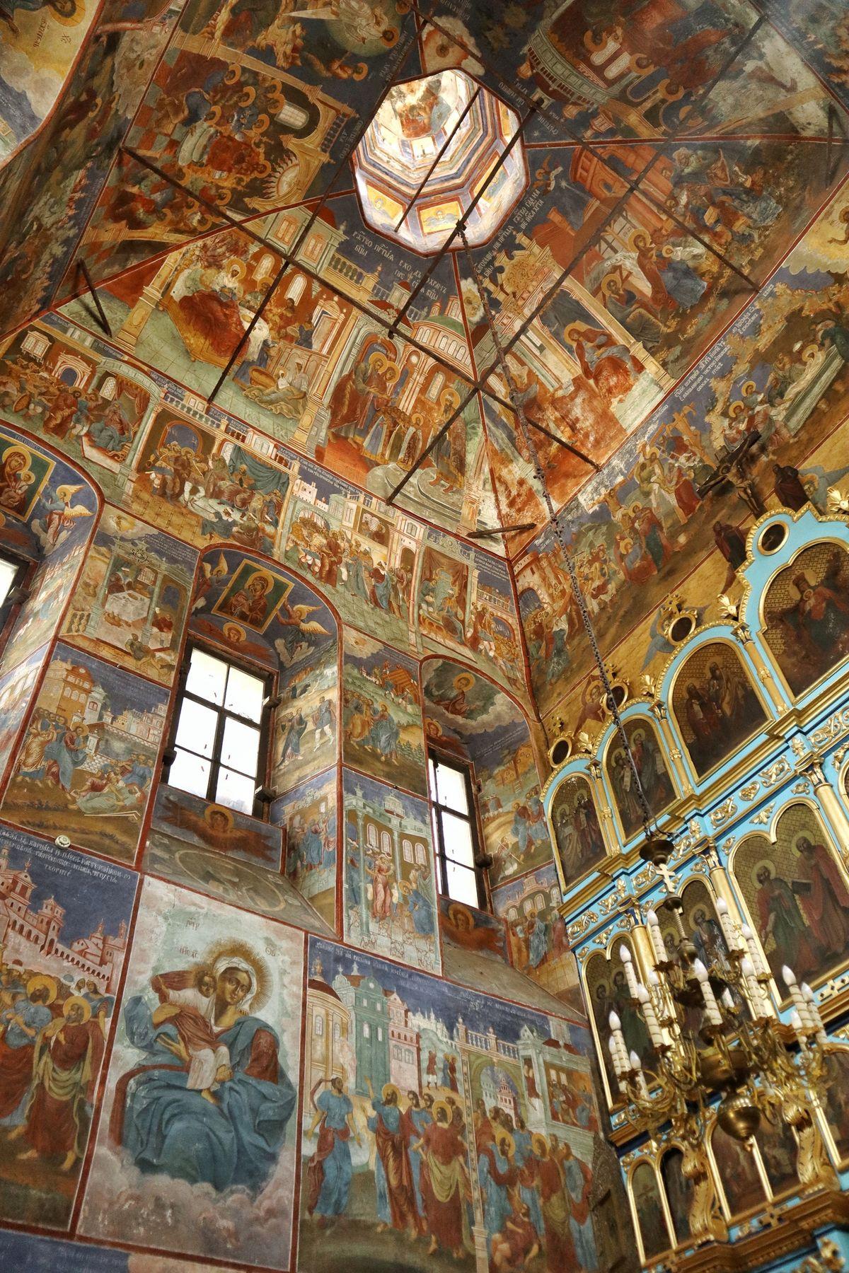 Казанская церковь Устюжна