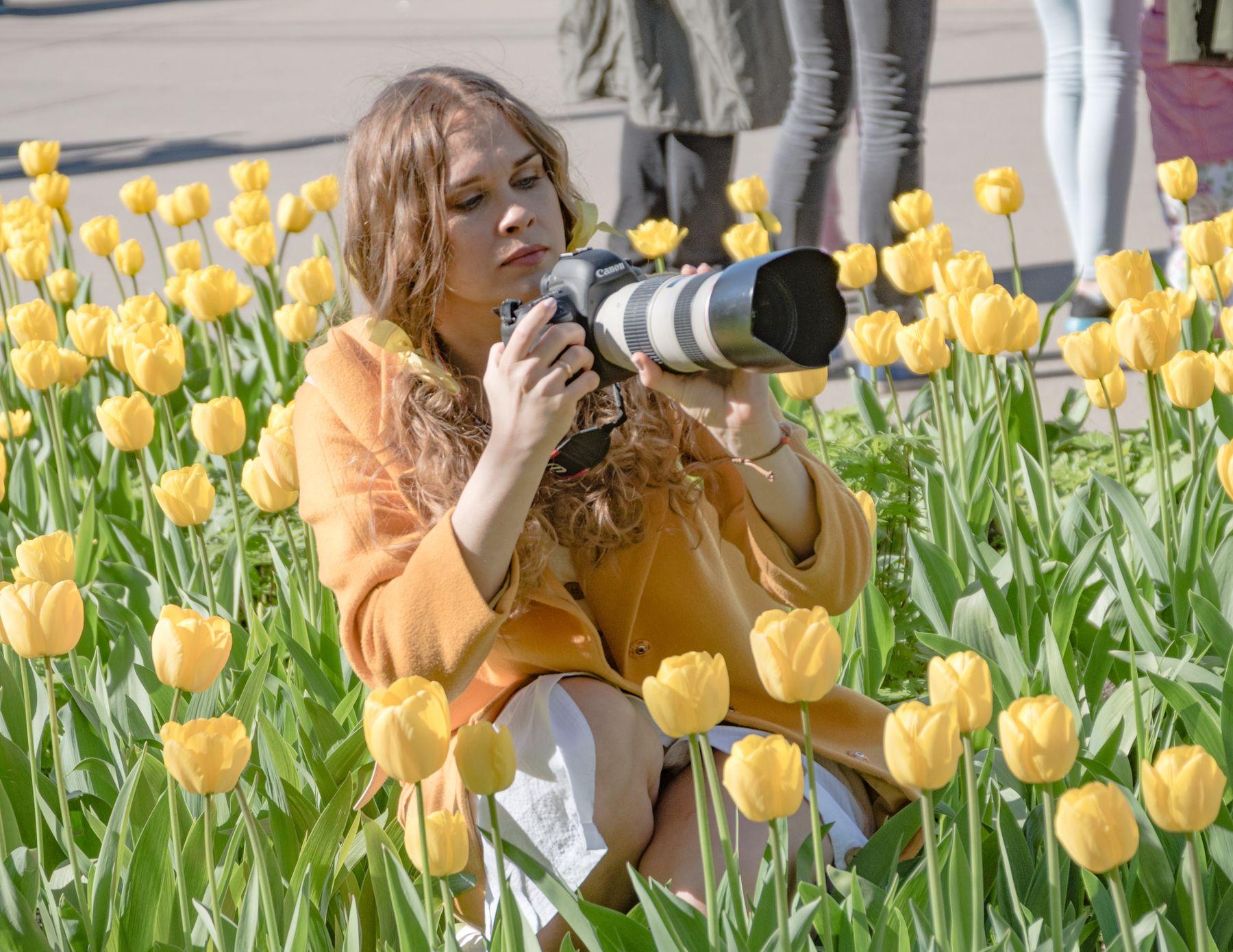 ***фотограф.. цветы