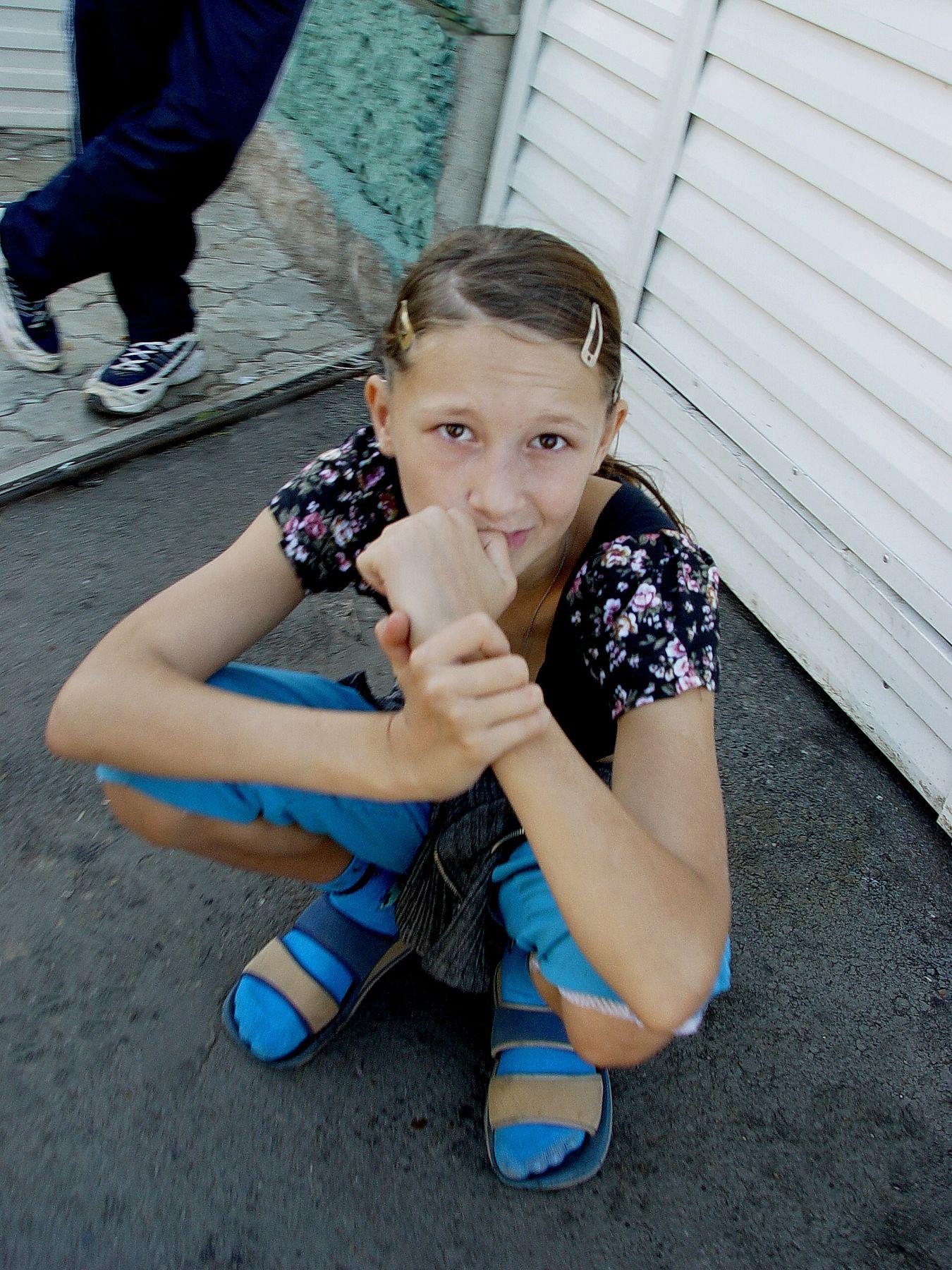 Девочка С Рынка