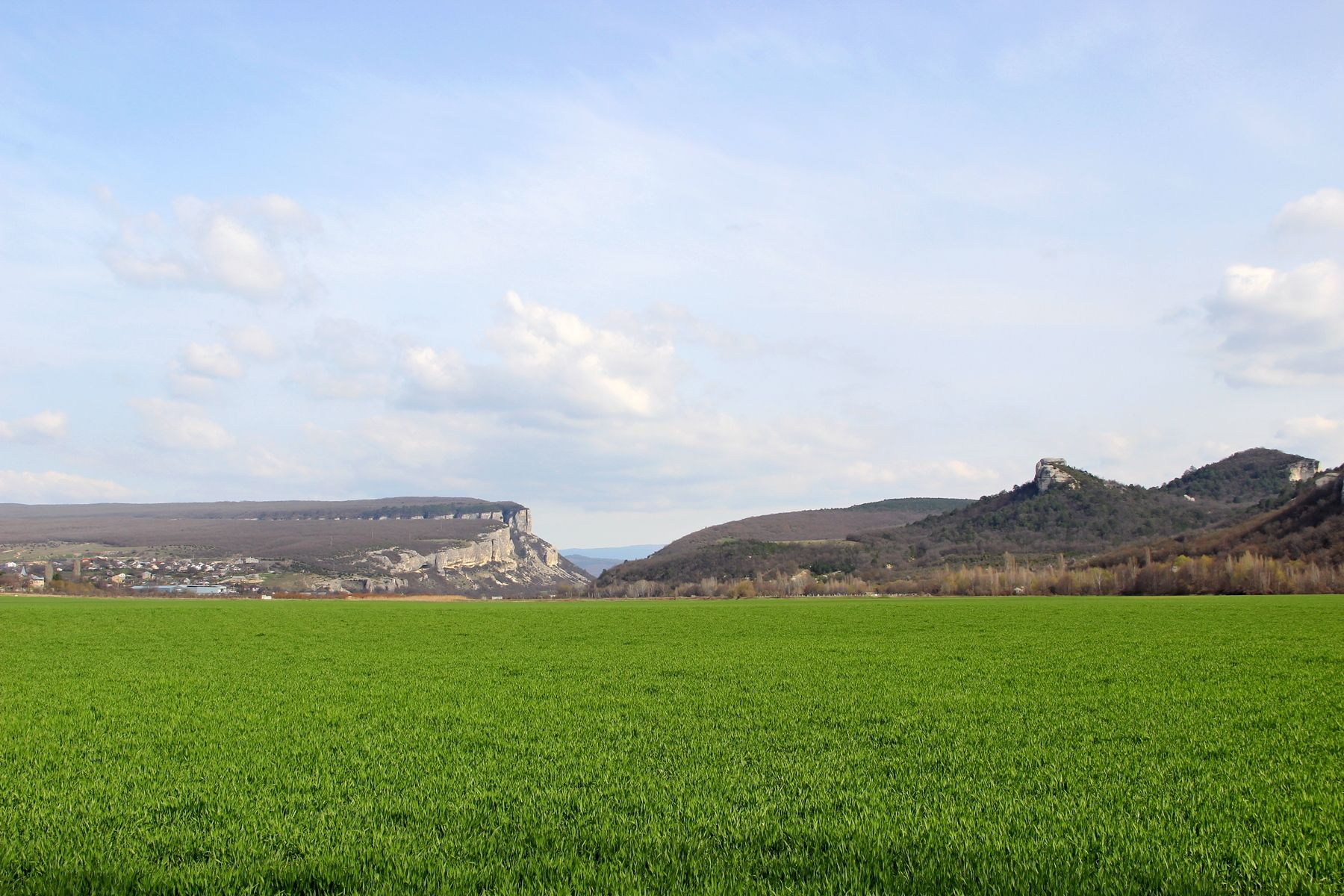 Бельбекская долина крым бельбек каньон долина танковое