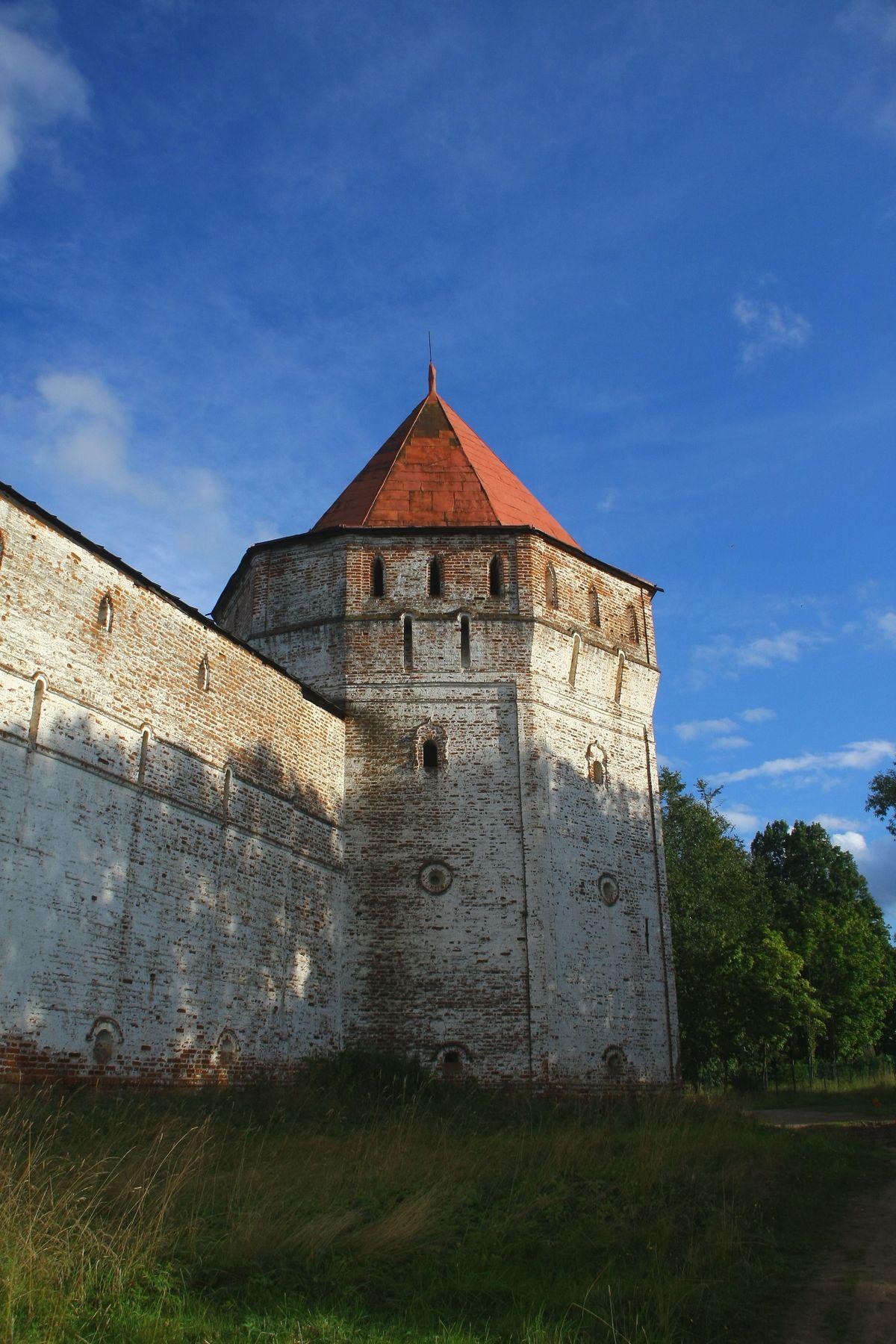 Борисоглебский Борисоглебский монастырь