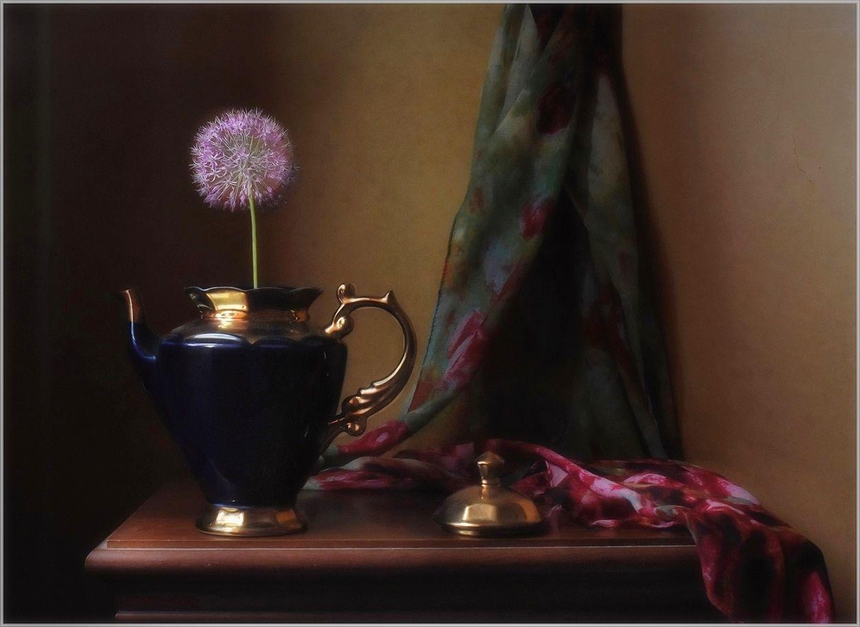 .... Дикий лук .... предметы свет идея гармония композиция