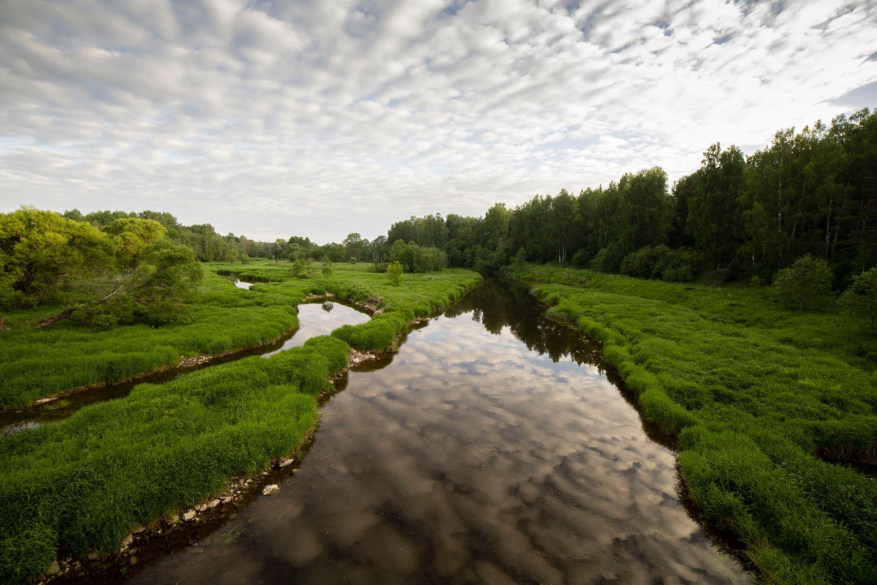 Река Дёржа