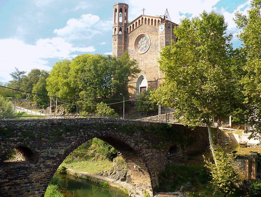 Старый мост испания