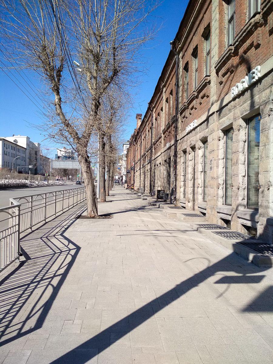 *** город Новосибирск Красный проспект