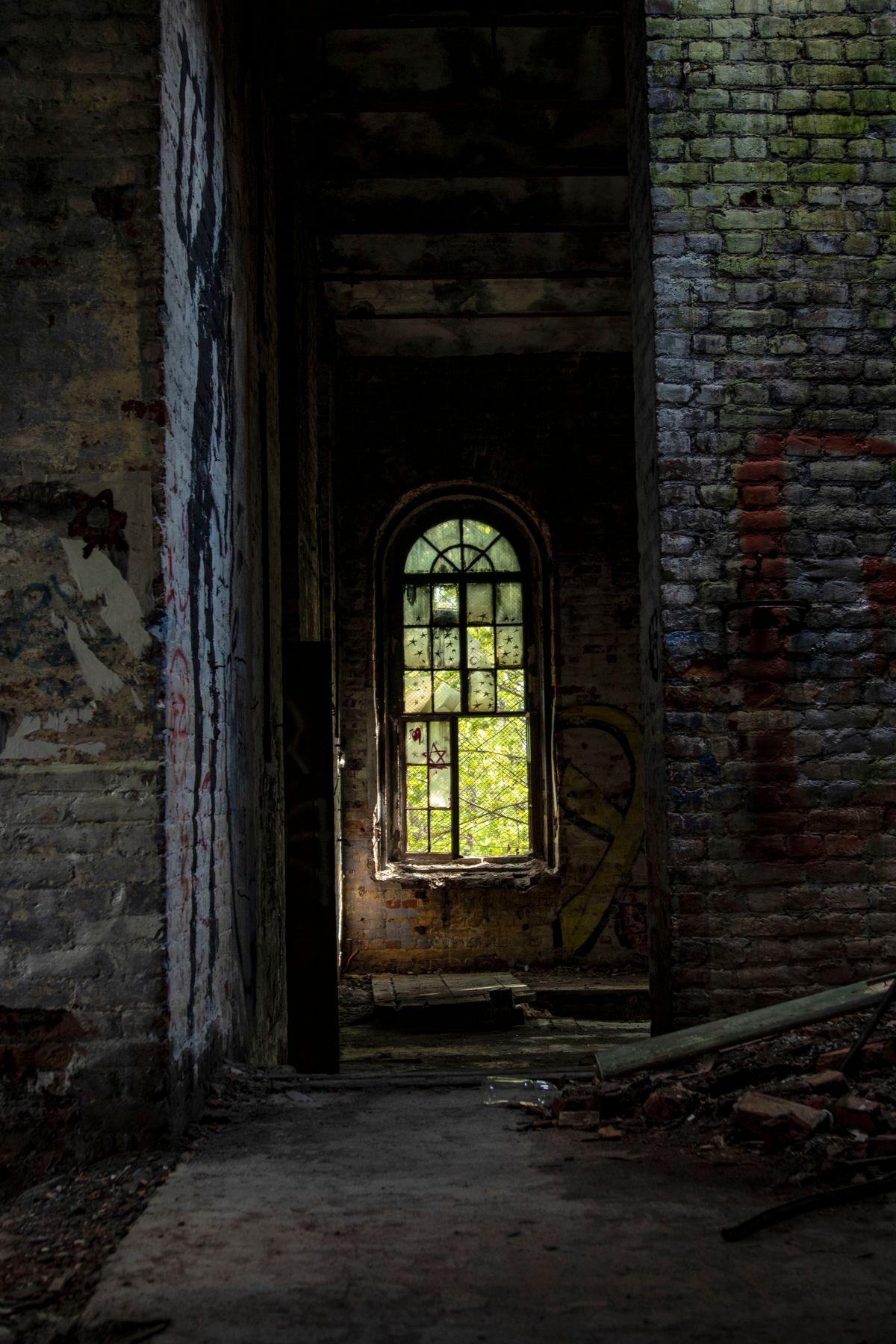 Окно в не куда......