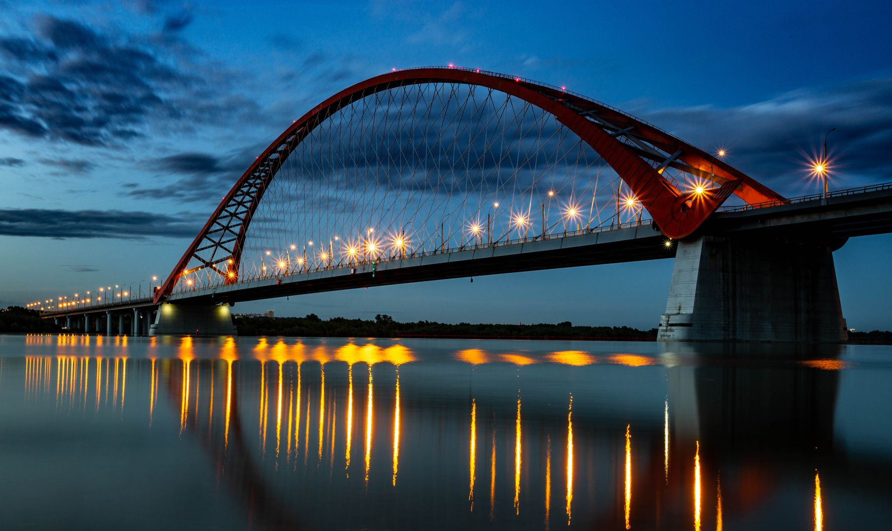 Новосибирск Новосибирск мост