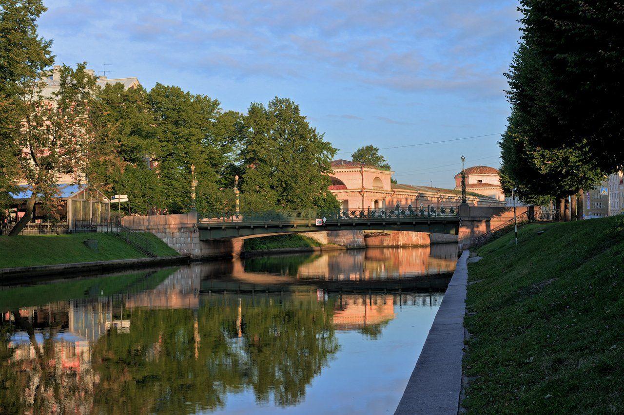 Morning Reflections (2) Petersburg