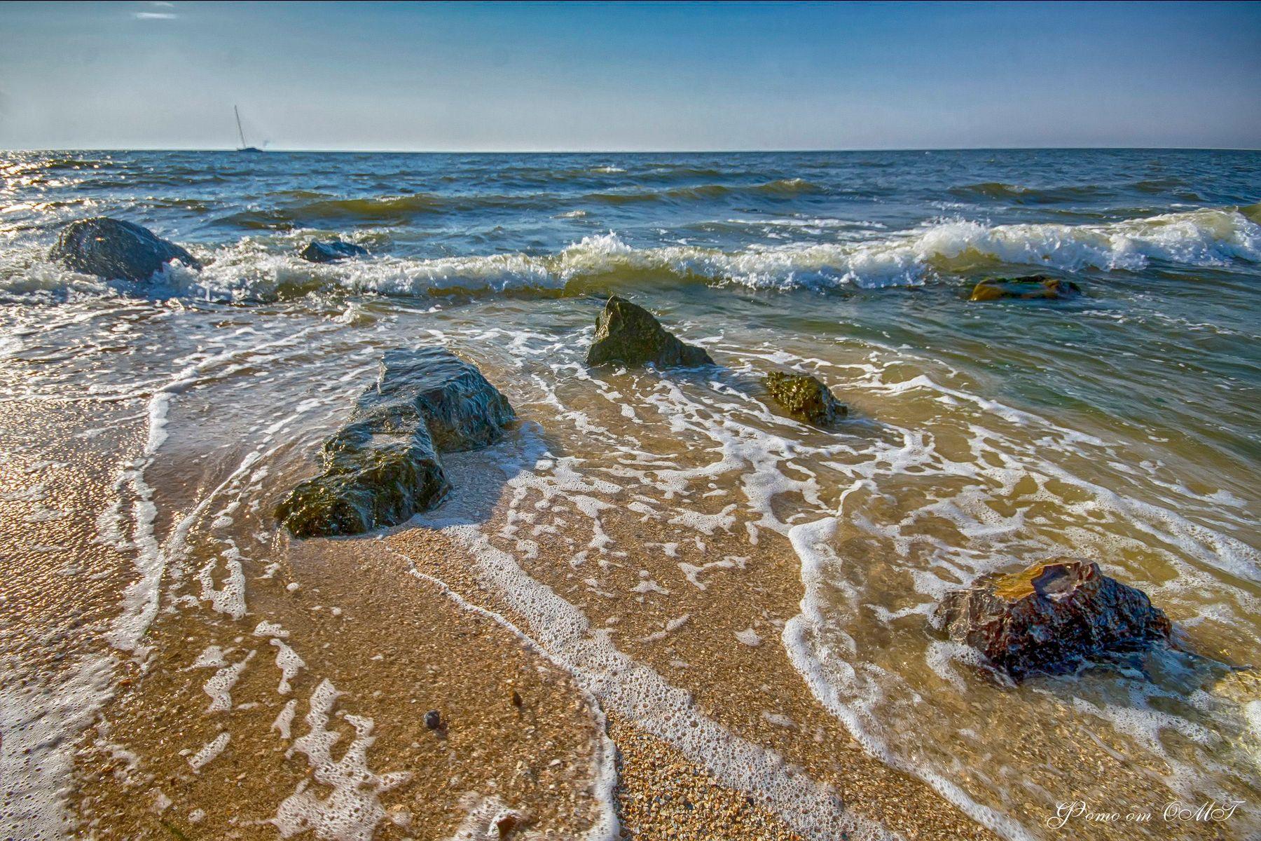 И всё таки лето. к.15 Азовское море