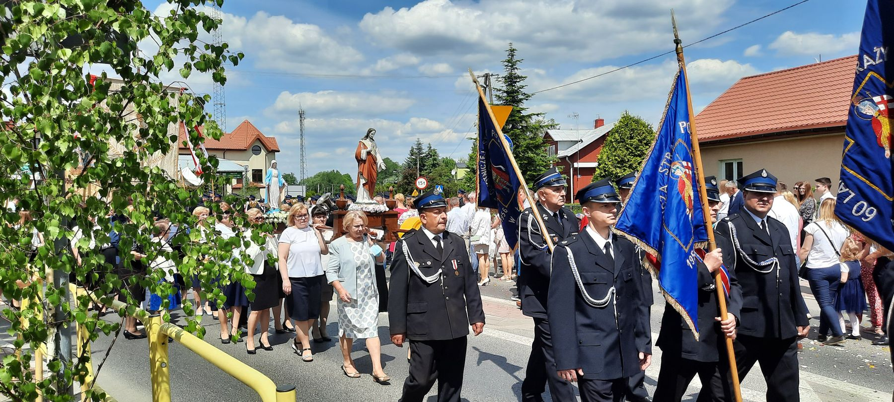 Boże Ciało праздник религия Польша