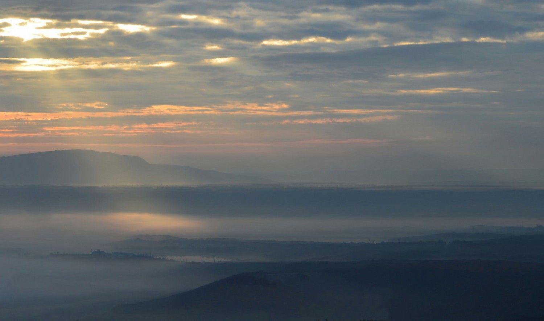 Кавказское утро.....