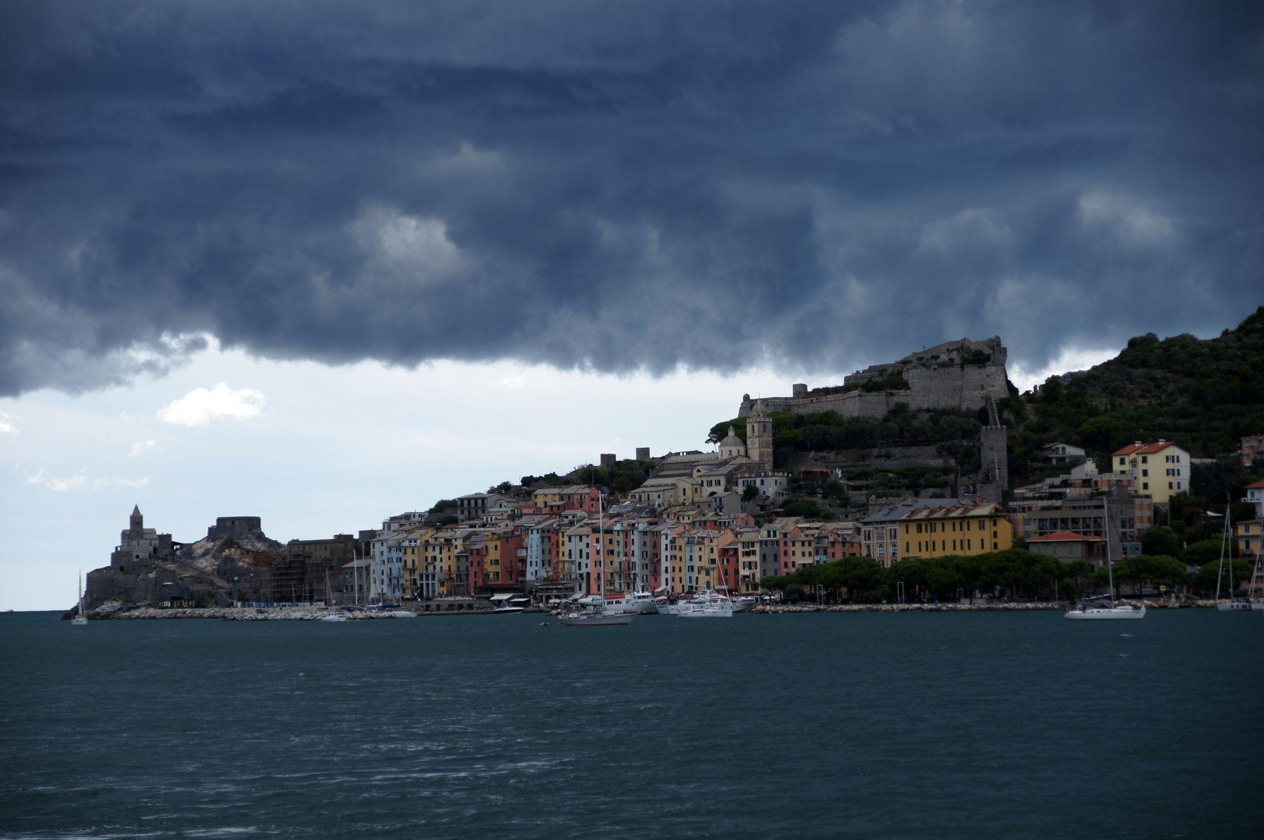 Портовенере перед бурей