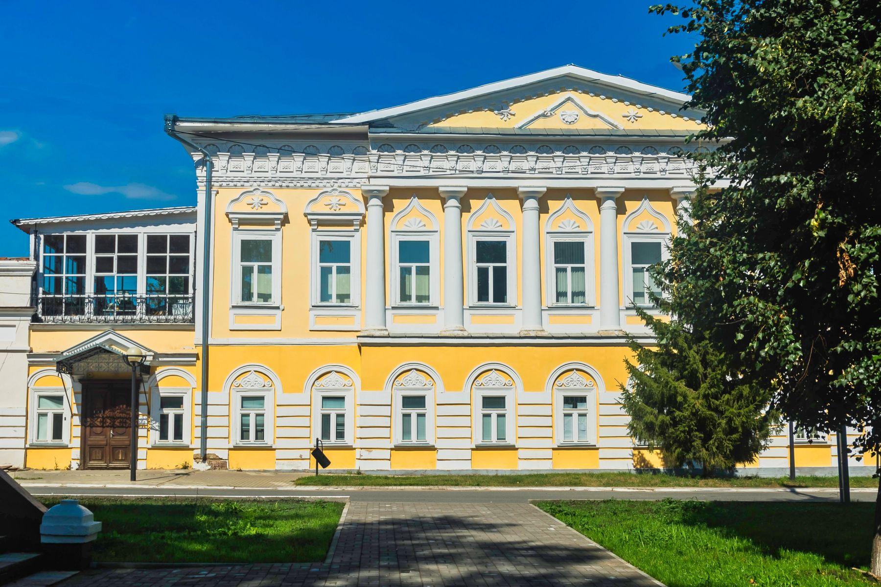 Елабуга Купеческий дом