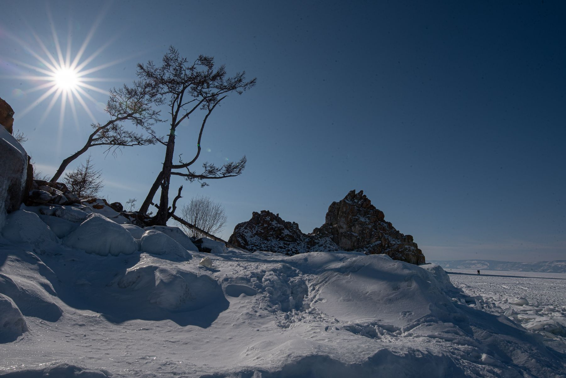 *** пейзаж Байкал природа
