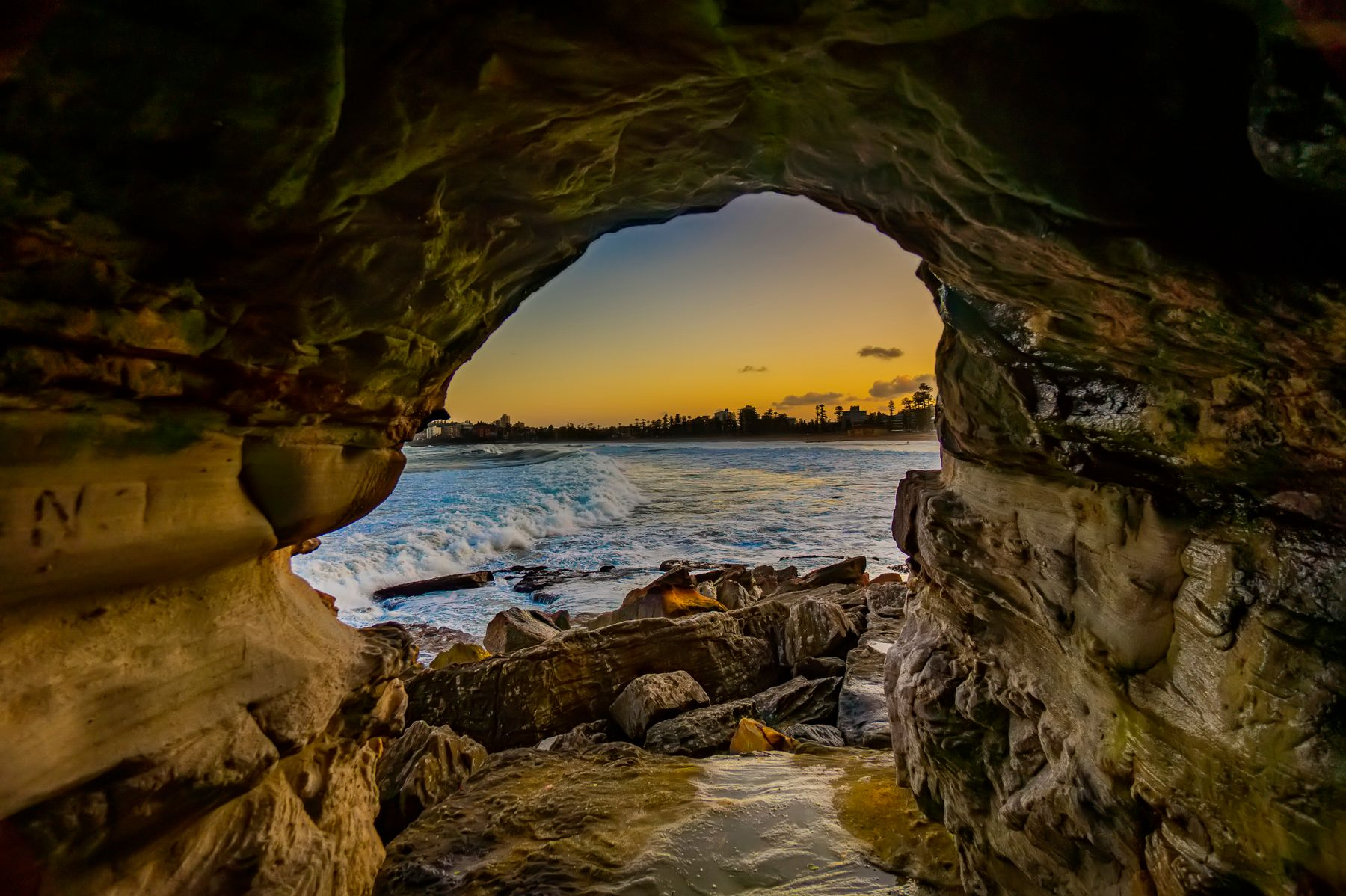 *** Sydney Manly Beach