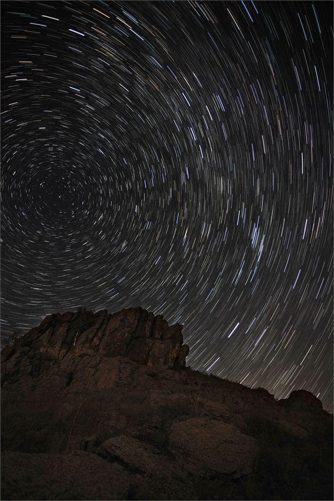 *** осень звёзды треки полярная звезда скалы южный урал башкирия пейзаж