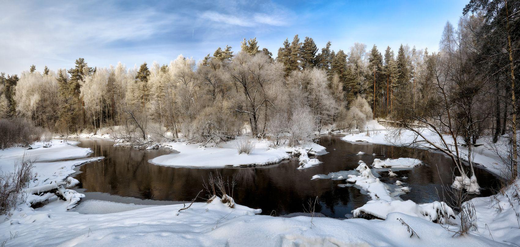 Зимняя Нерская...