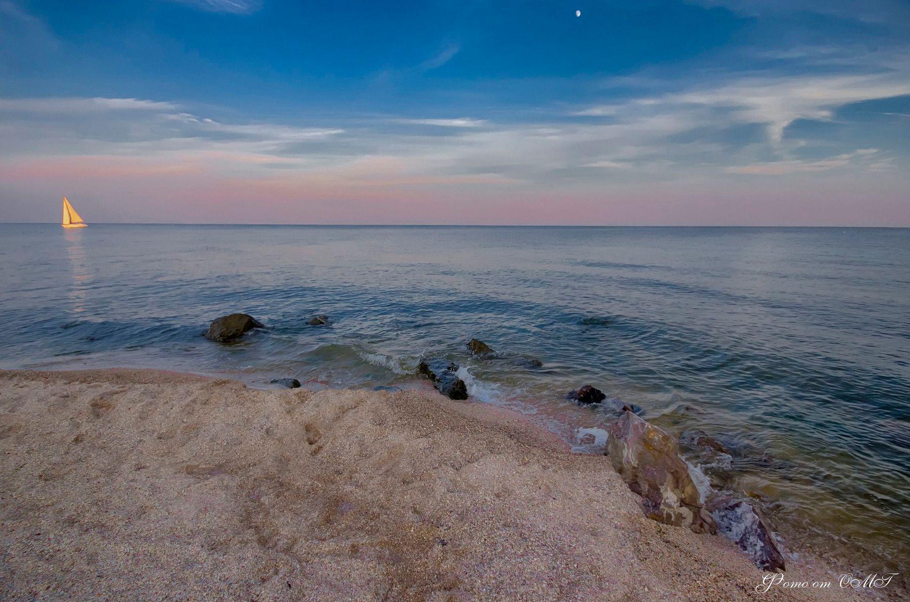 И всё таки лето. к.12 Азовское море