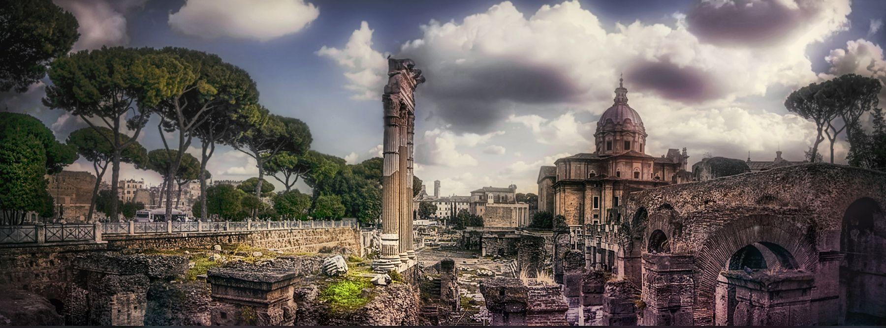***Старый город.Рим.