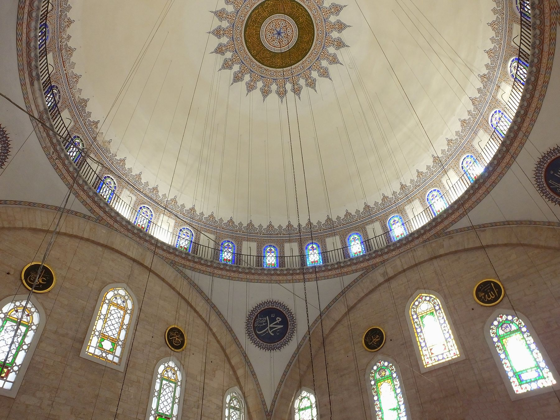 Красота ислама.Мечеть султана Явуза.Стамбул.