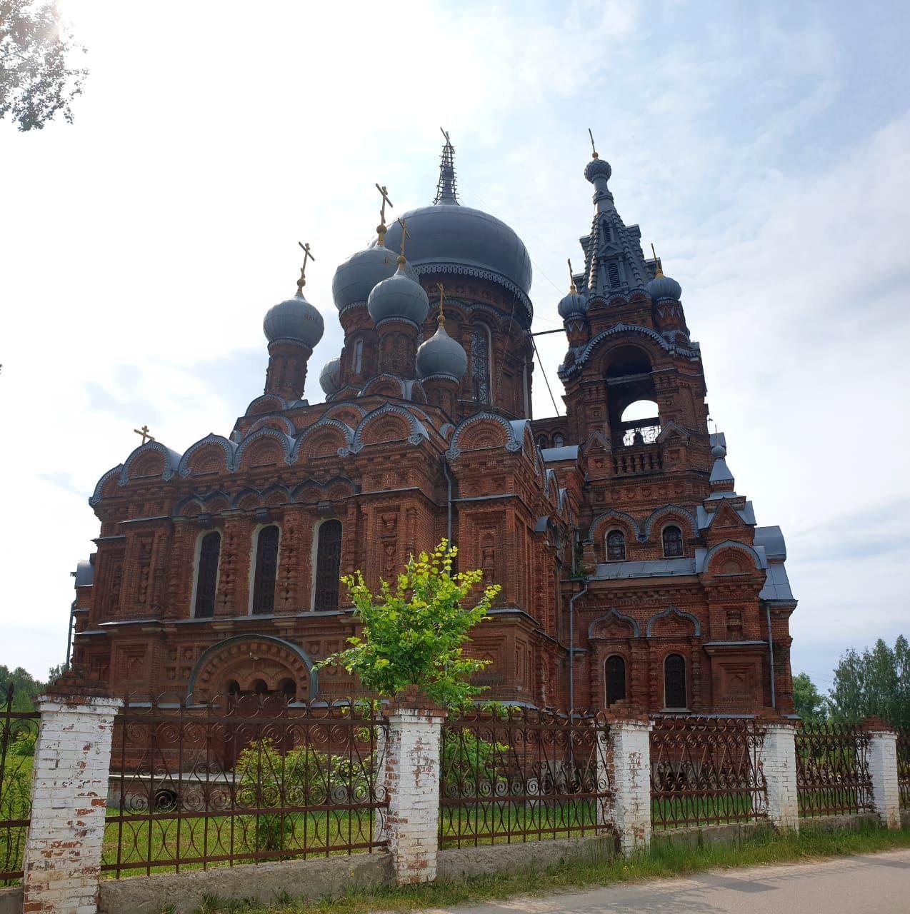 Собор в г. Фурманове