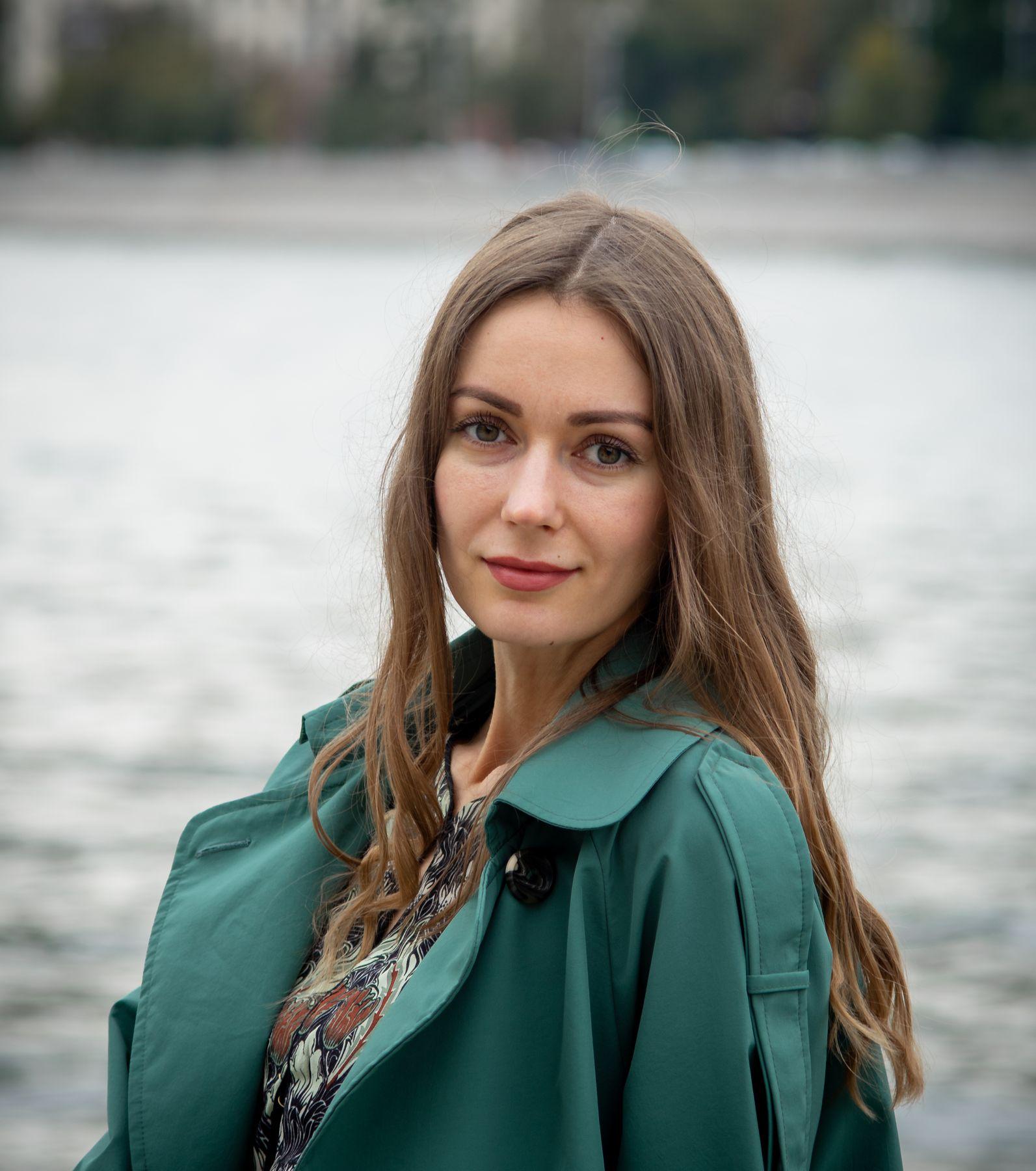 Ирина Стрит красивая девушка женский портрет фотосессия концептуальное