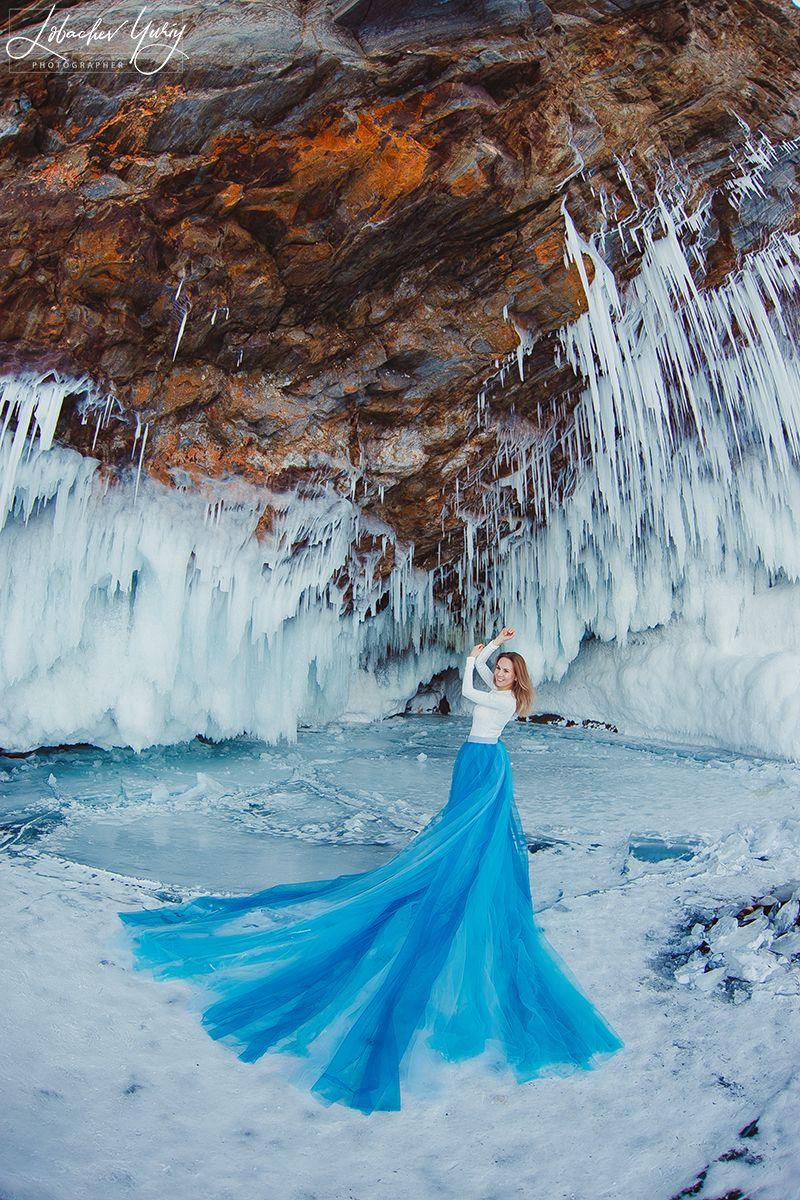 Фотограф Байкал Лобачев Юрий Фотосессии на Байкале Байкал зимой Фотограф Лобачев Юрий красивый