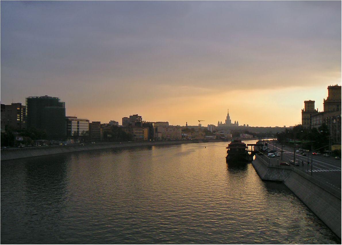 *** Москва