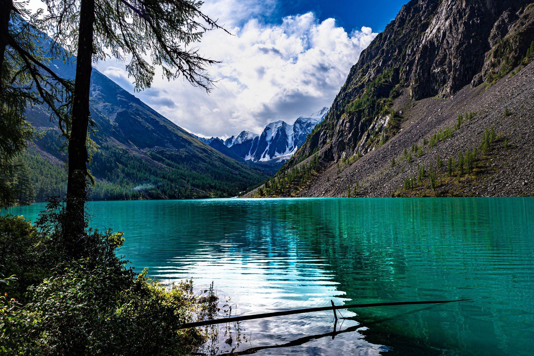 Алтай горы Алтай озеро