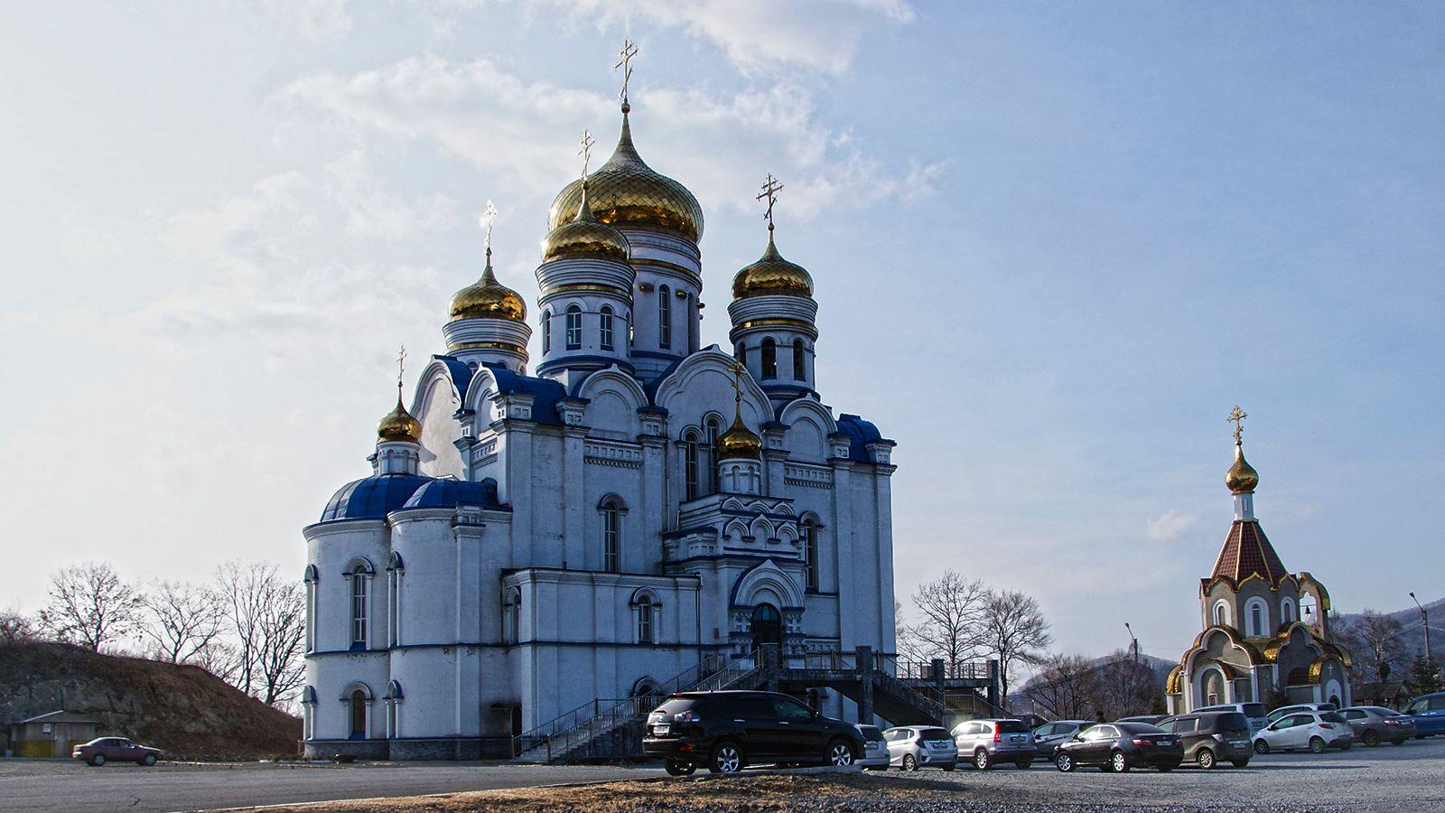 нашел церковь Находка Казанский собор