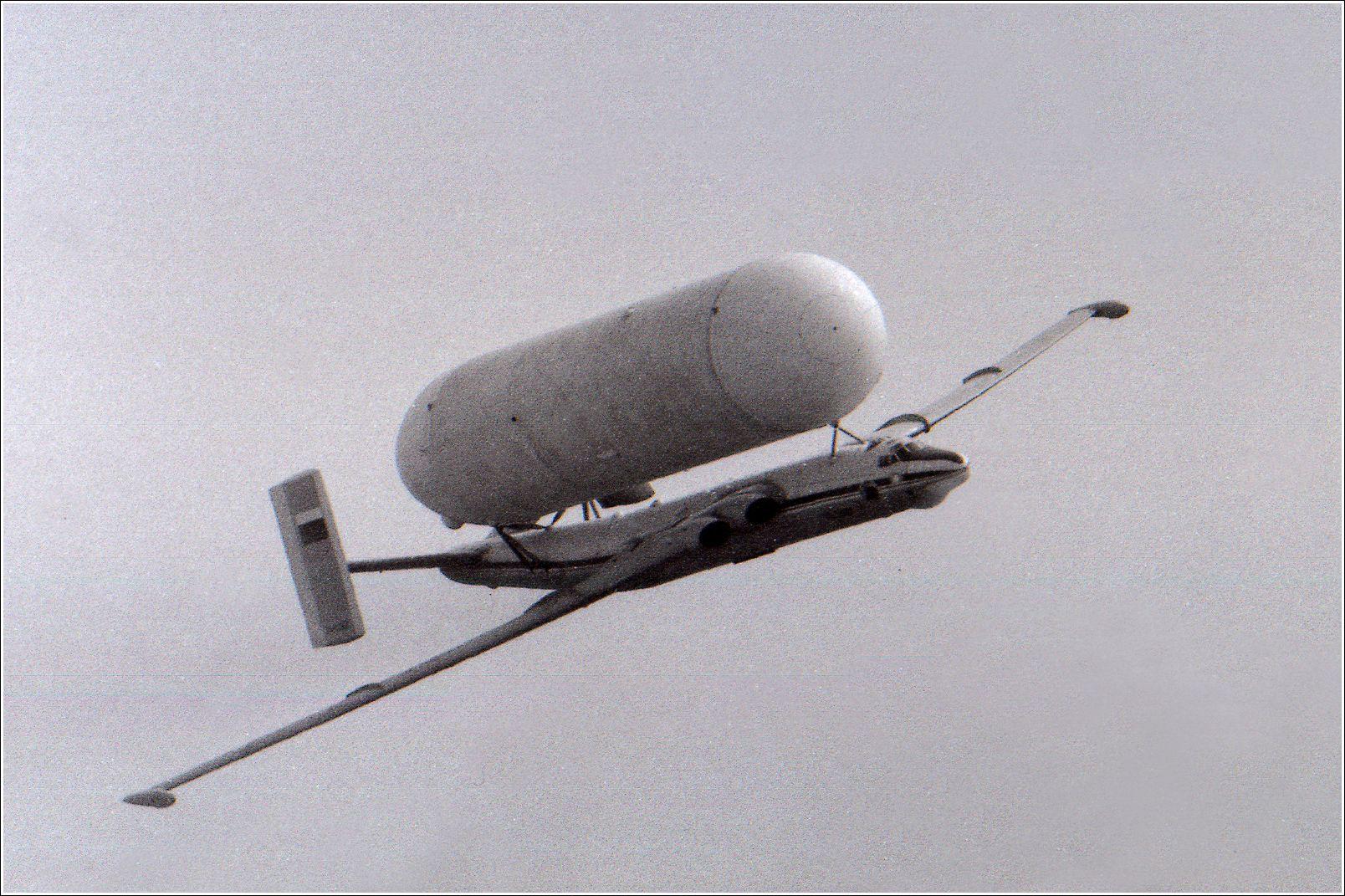 Атлант ВМ-Т Атлант он же 3М-Т 3М транспортный авиация самолёт полет Жуковский 1992
