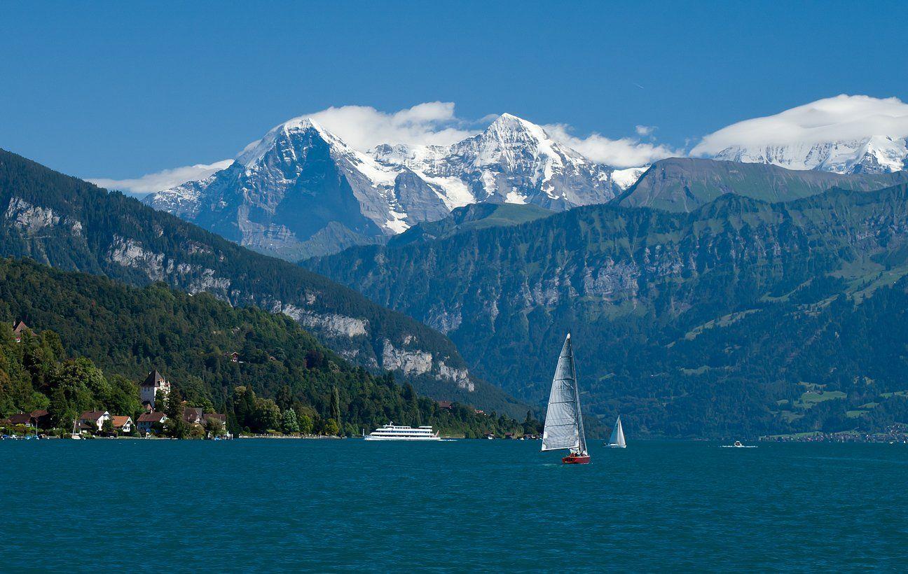 Trip that epitomized the joy of travel photography Switzerland Thun