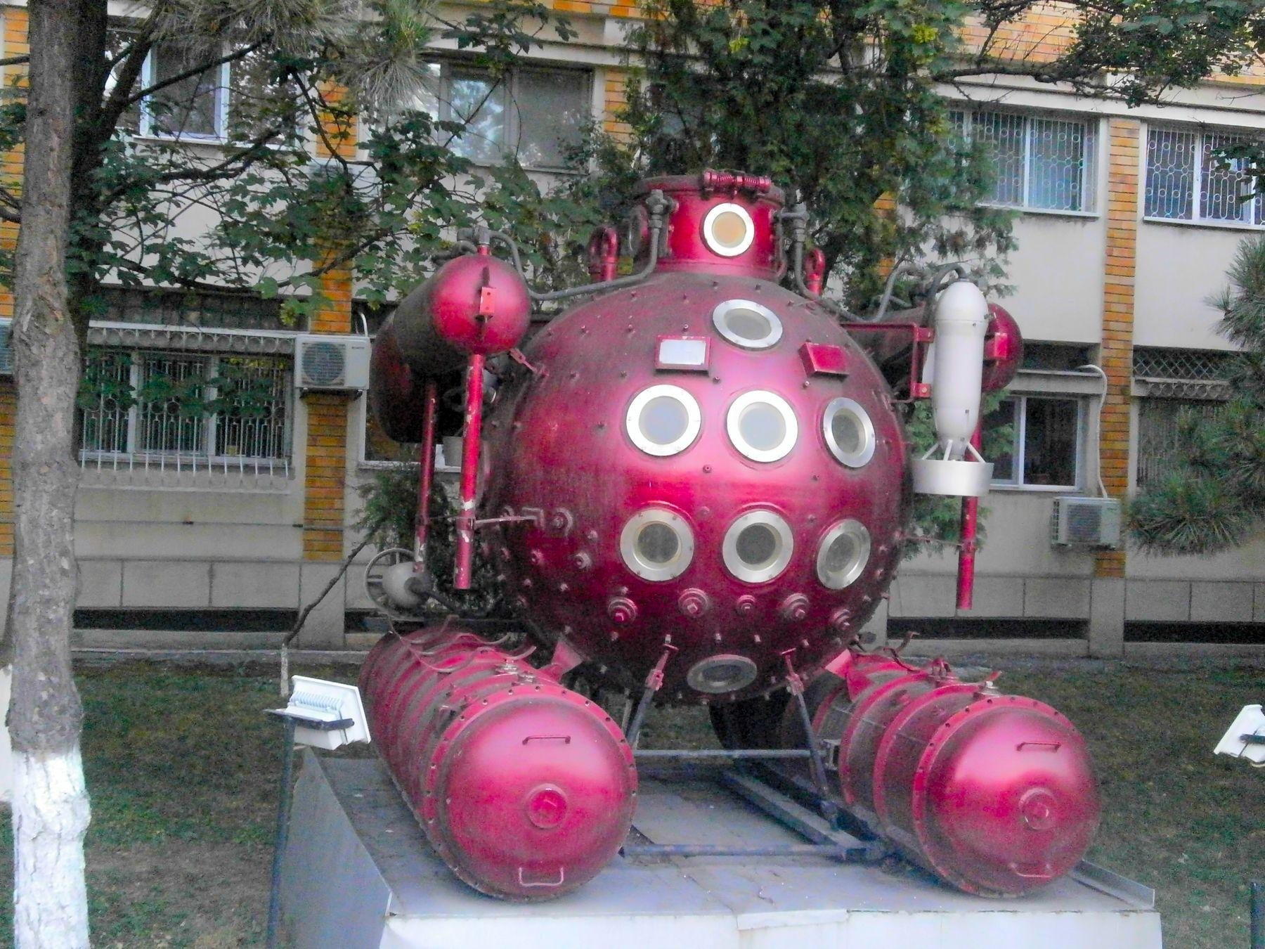 Подводная лодка. Констанца, Румыния. Констанца Румыния