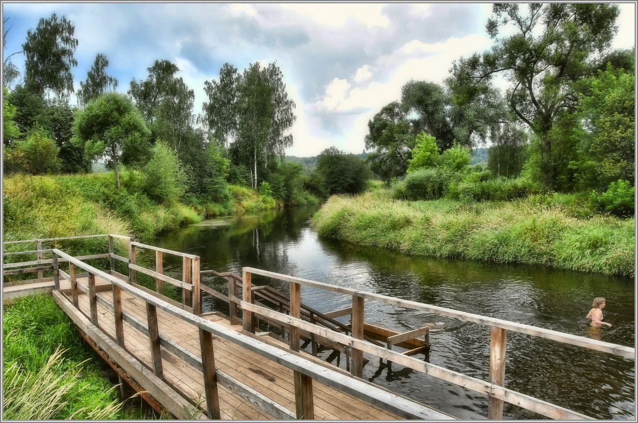 .... Где то в России ( фото альманах ) .... природа этюд пейзаж водоем