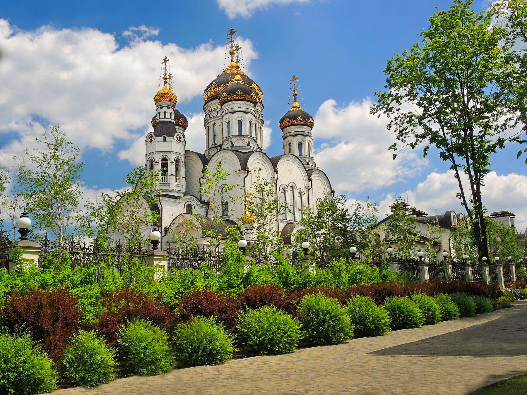 Горловка - Богоявленский кафедральный собор