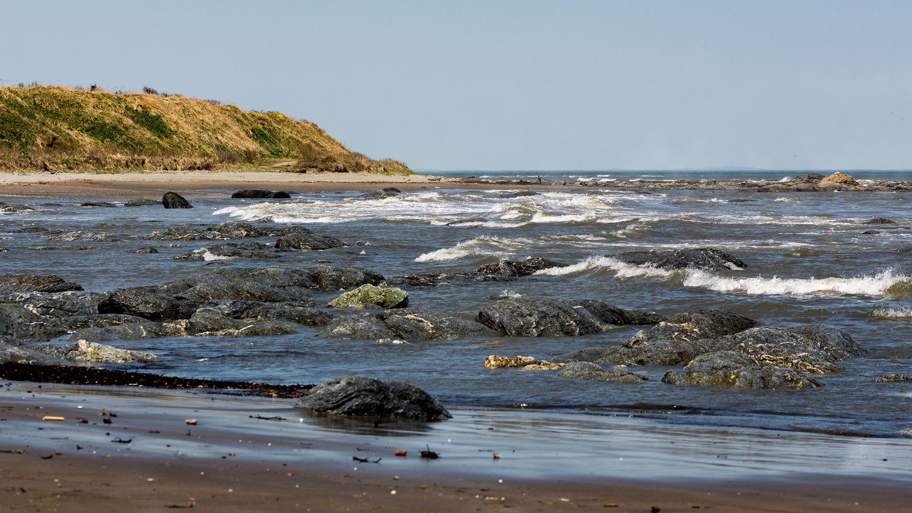 Майское... Сахалин восточное побережье