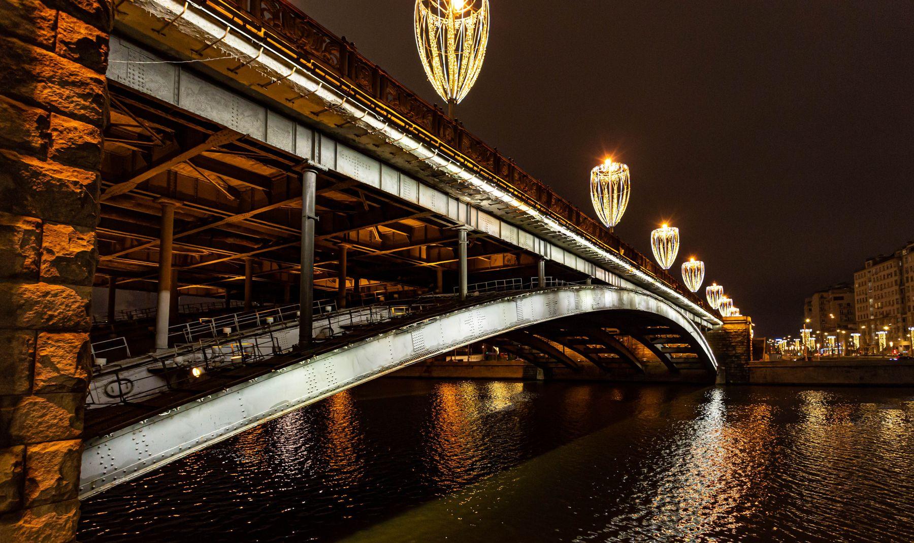 Мост Москва мост