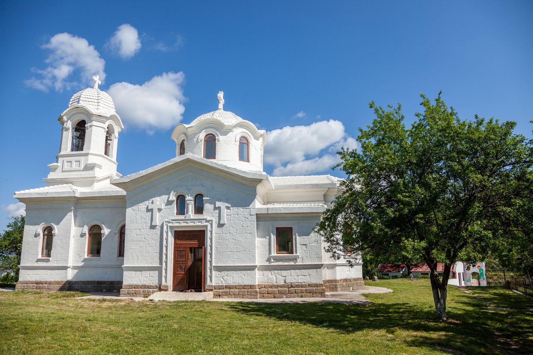 Церковь святого евангелиста Луки