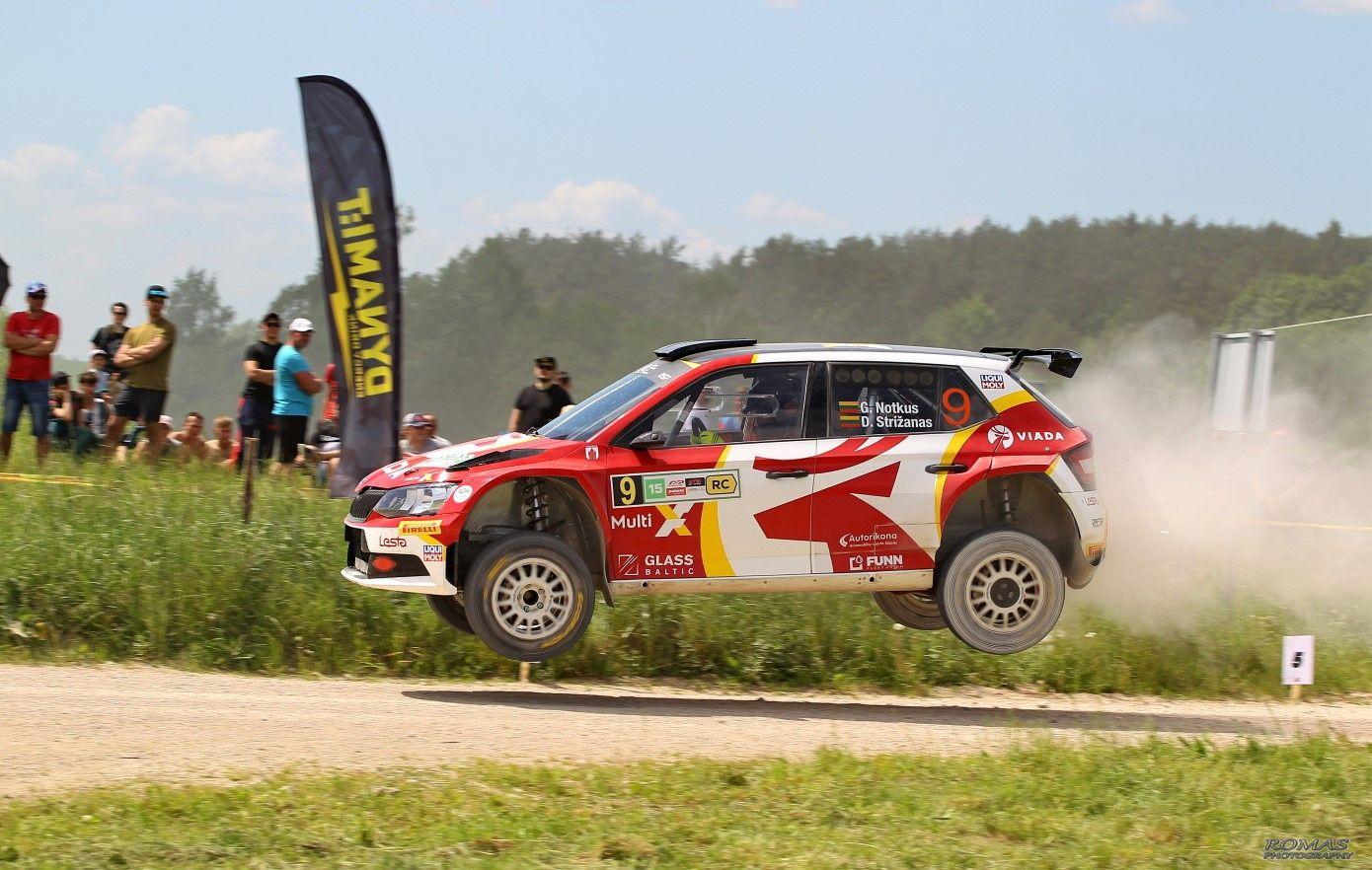 Rally Žemaitija 2021 rally