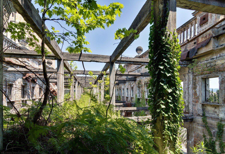 Абхазия Абхазия заброшенный интерьер Грузия исторический Сухум urban urbex exploration interior abandoned